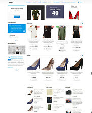 Online Multiple Affiliates Products Store Website