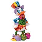 UNCLE SCROOGE Romero Britto 4033894 Enesco Disney PopArt Skulptur Onkel Dagobert