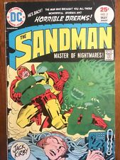 The Sandman #2 (DC Comics 1975) Jack Kirby