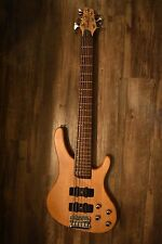 Washburn BANTAM XB600 Natural Electric Bass Guitar
