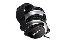 Original Tascam TH-2000 Pro-Grade Studio Monitoring Headphones