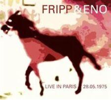 Live in Paris 28.05.1975 [Box] by Fripp & Eno/Robert Fripp/Brian Eno (CD,...