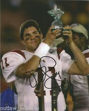 USC Trojans Matt Leinhart Autographed Signed 8x10 Photo  COA