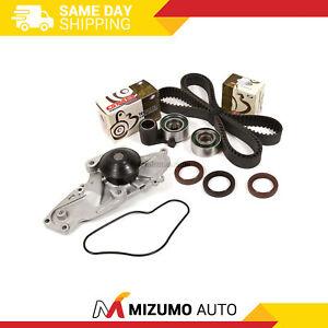 Timing Belt Kit Water Pump Fit 03-17 Acura RL Honda Odyssey J30A J32A J35A J37A