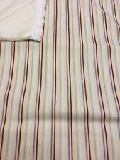 STATIC CARAVAN lounge curtains blackout lined 3 pairs (4 stripes)