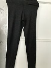 Tu Dark Grey Leggings Size 10