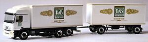 Mercedes Benz Actros L MP2 Getränkekohgz DAB Dortmund a. B. 1:87 Herpa 149402