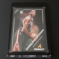 2013-14 Pinnacle #5 Giannis Antetokounmpo RC Rookie incl. Black Magnetig Holder