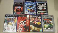 7 PS2 USK 12 Spiele - Sammlung - Paket - kein Schrott -