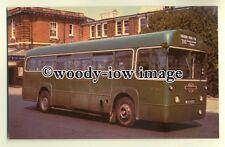 tm5543 - London Transport Bus no RF603 at Golders Green - postcard