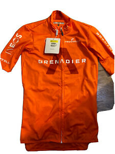 Ineos Greandiers Castelli Mid Weight Cycling Jersey Brand New