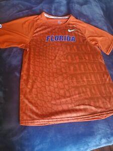 RARE Nike Team Issue Florida Gators SEC TRACK FIELD Running Singlet 824781 M