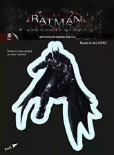 Batman: Arkham Knight Batman Decal.             6in X 5in.  A1