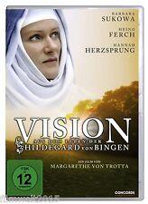 Vision - Aus dem Leben der Hildegard von Bingen (NEU&OVP) Margarethe von Trotta