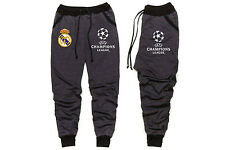 REAL MADRID  JOGGERS SWEATPANTS SUDADERA  UCL   RONALDO JAMES BENZEMA