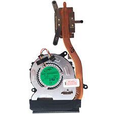Lüfter Kühler FAN mit Kühlkörper kompatibel für UDQFRSH01CQU, DC5V--0.22A