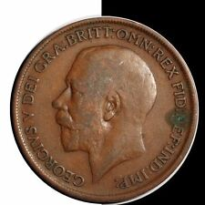 1912 Great Britain One Penny