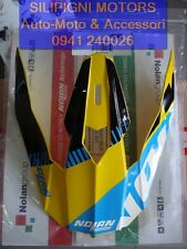 FRONTINO PEAK per NOLAN N53 FLAXY Colore 02 CAB YELLOW Ricambi N53 by NolanGroup
