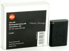 LEICA Rechargeable Battery 14464 for Leica M9 Leica M8 in Original Leica BOX!