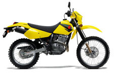 SUZUKI DR-Z250 Service and Parts Manual CD