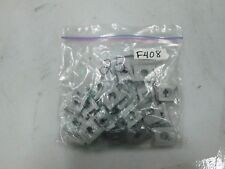"SouthCo Fastener Clip #17 For 3/8"" Thread Lot of 25 (New)"