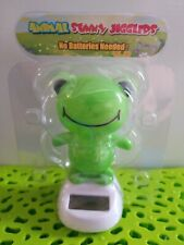 Solar Powered Dancing Toys Solar Frog US Seller One Day Shipping NWT Cute Toy