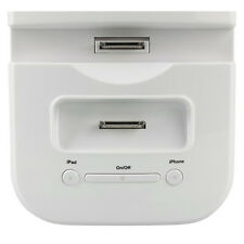 Docking Station and Dual Charger for iPad and iPhone / iPod