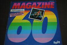 "MAGAZINE 60 - 60 TOP HITS / 12"" MAXI VINYL / BARCLAY RECORDS - 200178 / 1981"