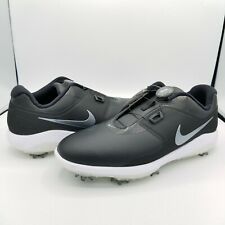 Nike Vapor Pro Boa Laceless Black White Men's Golf Shoes Aq1789-001 - Size 9.5W