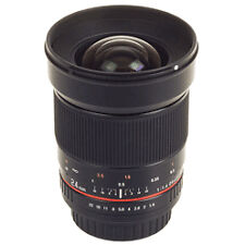 Samyang 24mm F1.4 Ed as If UMC Lens Sony a Mount Ca2511