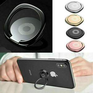 Phone Ring Holder Finger Grip 360° Rotate Stand Mount Stent for Mobile Phone UK