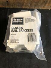 Fiberon Classic Rail Brackets Kit Composite Railing New