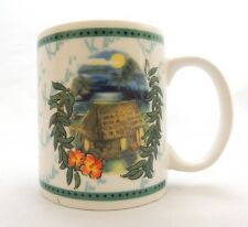 Hilo Hattie Coffee Mug Cup Kaua'i Hawaii 2002 Island Heritage Moonlight Hut