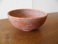 bol en sigillé de époque romaine en terre cuite rouge