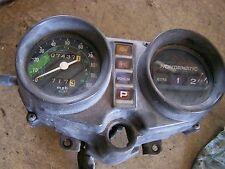 honda cb400a hawk speedometer gauges dash cluster panel cb400 78 79 1978 1979