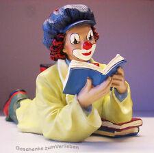 Gilde Clown 35752 Die Leseratte 26 cm lang nagelneu in OVP und Styropor