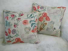 Art Floral Square Traditional Decorative Cushions