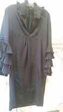 Classic Black Fendi Dress - AW55951- MINT CONDITION