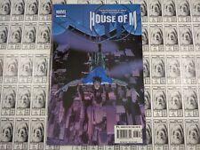 House of M (2005) Marvel - #3, Cassaday Variant CVR, Bendis/Coipel, VF/NM