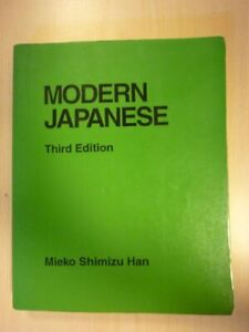 Modern Japanese by Han, Mieko S. Book The Fast Free Shipping