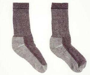 Smartwool 272913 Women's Hike Crew Medium Merino Wool Socks Purple Size M
