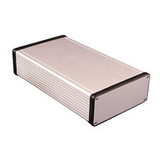 Aluminium Instrument Enclosure Hammond 1455 223x120.5x51.5mm Project Case Box