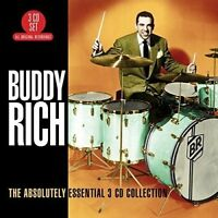 Buddy Rich - The Absolutely Essential 3 CD Collection