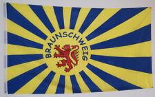 Fahne Flagge Braunschweig Rising Sun 1,5x0,9 Meter m Oesen  NEU