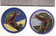 #175  US NAVY AMPHIBIOUS PATCH - OLD TYPE