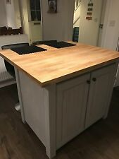cottage kitchen island unit 120 x 90 (made to order)