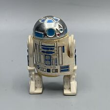 Vintage 1977 Star Wars R2-D2 Action Figure - RARE 2nd Label - Free Shipping