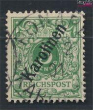 Carolines (Duits.Colony) 2II getest gestempeld 1900 Print editie (9252911