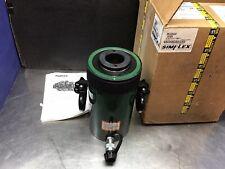 Simplex Rc606a Rch606 Center Hole 60 Ton Hydraulic Cylinder 6 Stroke New