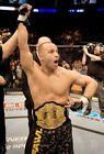 UFC 69 MATT SERRA KNOCKOUT GEORGES ST PIERRE UFC MMA Poster 24 x 36 inch